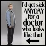 The doctor who tried
