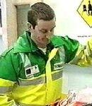 Paramedic Peter Barich