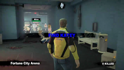 Dead rising 2 case 0 into find katey