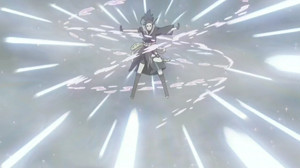 Elemento Cristal Danza Salvaje de Shurikens