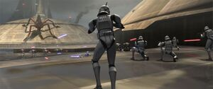 Schlacht von Kamino TCW