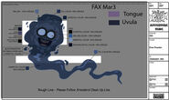Modelsheet fearfeaster