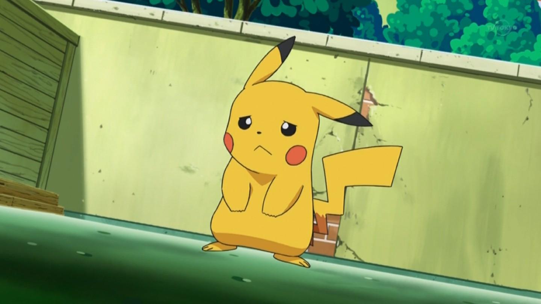 Archivo:EP661 Pikachu triste por no poder usar ataques eléctricos.jpg ...