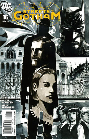 Cover for Batman: Streets of Gotham #16