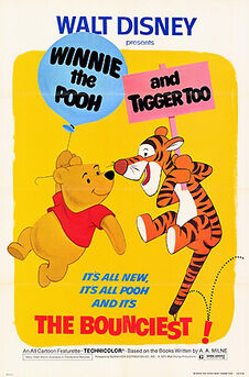 Winnie the Pooh...and Tigger Too