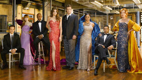 Castle season 3 cast