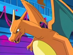 Jessie&#39;s Charizard