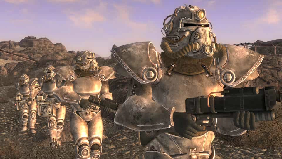 Fallout new vegas how to get both upgrades for ed-e