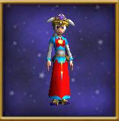 Robe Celestial Garment Female