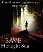 Save Midnight SUN!