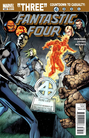 Fantastic Four Vol 1 583