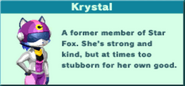 Krystal - Star Wolf
