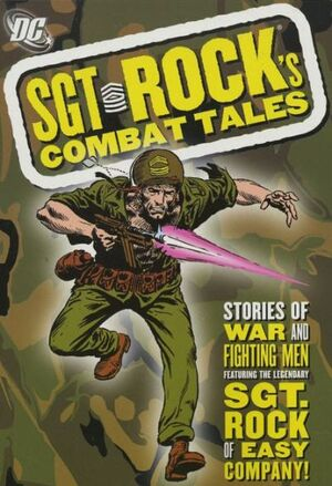 Cover for Sgt. Rock's Combat Tales Vol 1 #1