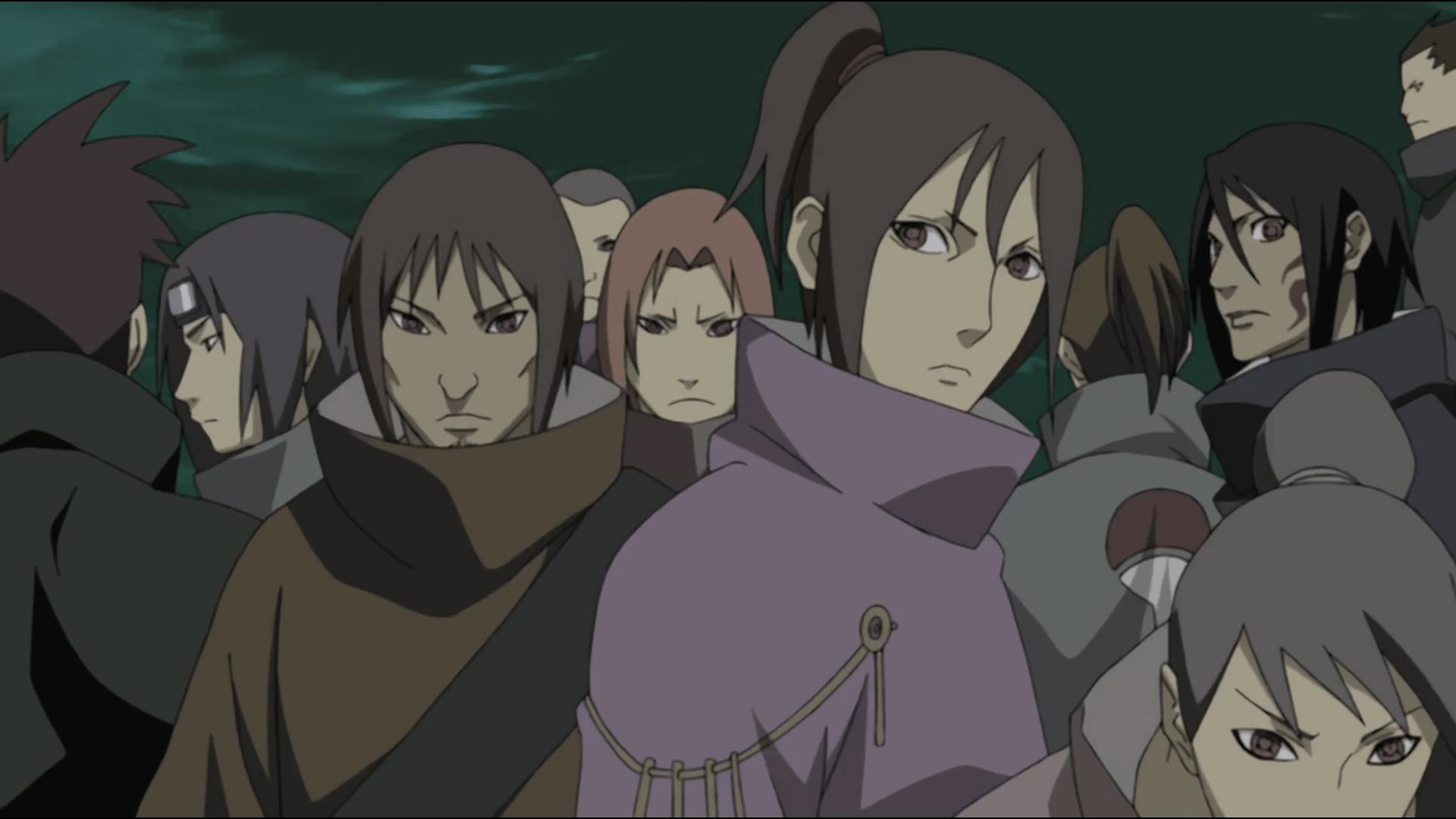 Uchiha Clan - Narutopedia, the Naruto Encyclopedia Wiki