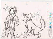 Seth Clearwater WOLFIE by Wolf Spirit14