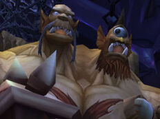 Cho&#39;gall faces official