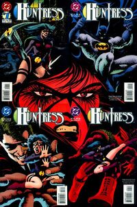 Huntress Vol 2 All