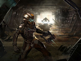 Dead Space 2 by Jessada Nuy