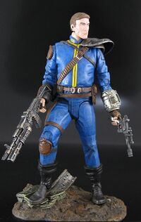 Lone Wanderer action figure