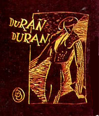 Duran duran early t-shirt