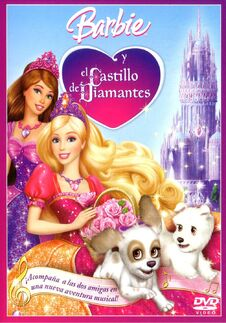 Barbie Y El Castillo De Diamantes-Caratula