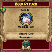 Quest bookreturn 02
