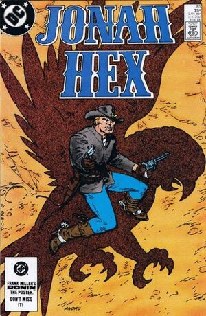 Cover for Jonah Hex #81