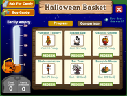 Halloween Basket