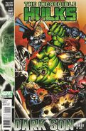 Incredible Hulks Vol 1 614