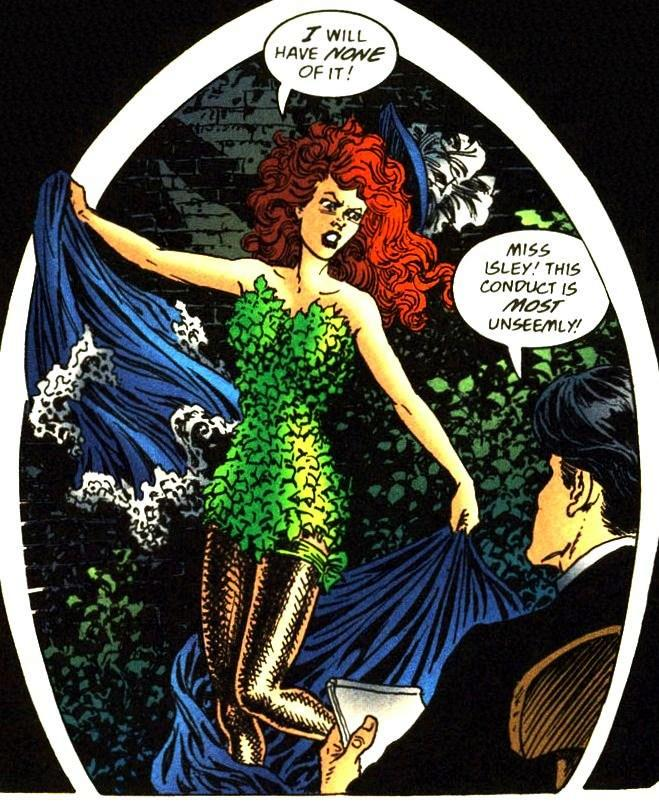 poison ivy batman. Featured on:Poison Ivy,