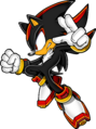 Sonic Art Assets DVD - Shadow The Hedgehog - 3.png