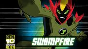 Ben 10 Alien Force Game Creator- Swampfire
