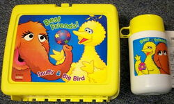 Best friends lunchbox