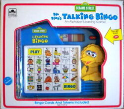 Talking bingo 1