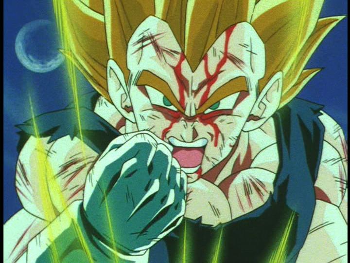 Buu S Fury After Defeating Kid Buu