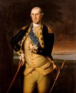 George Washington by Peale 1776