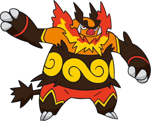 Emboar (dream world)