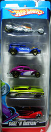 COOL 'N CUSTOM 5 PACK