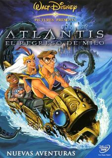 Atlantis El regreso de Milo