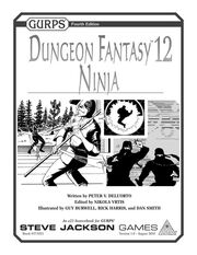 DF Ninja cover
