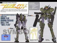 Gundam 00V Shell Flag00
