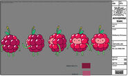 Modelsheet wildberryprincess