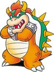 SMW Artwork Bowser