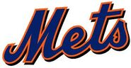 Mets Script Logo