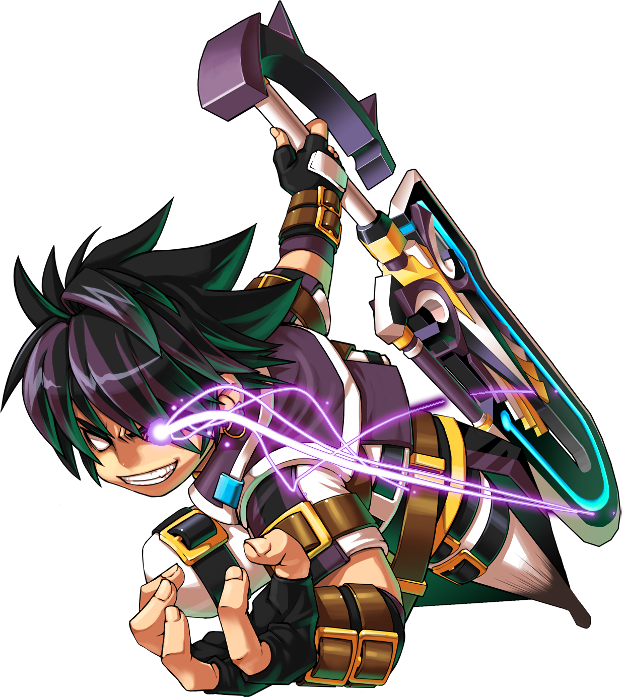 Drakar, The Dark Messiah Dark_Prime_Knight