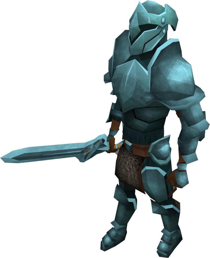 Runite Animated armour