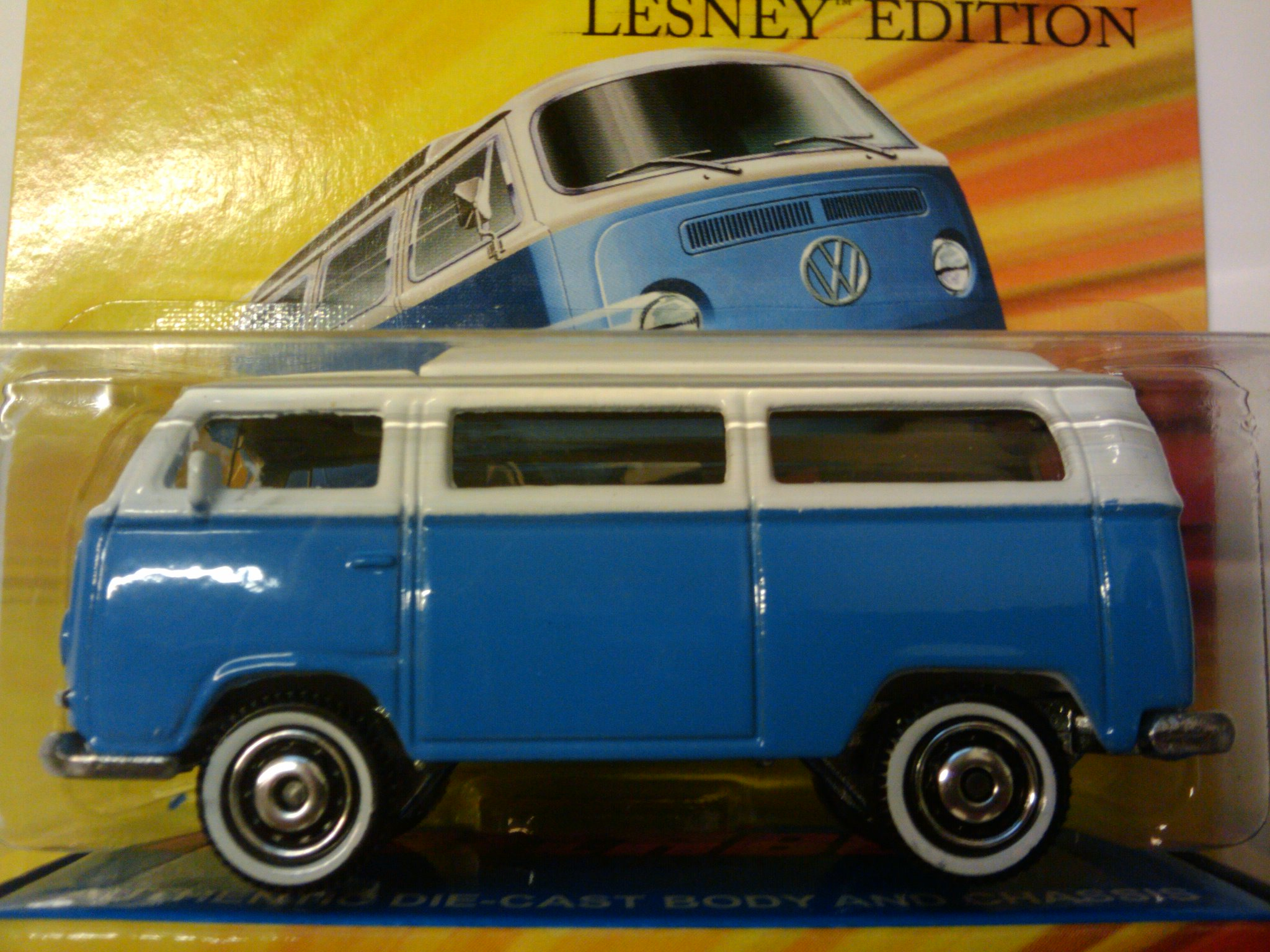 type 2 vw bus