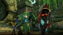 Vorselon Qwark 'fight'