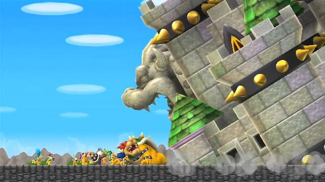 New Super Mario Bros. Wii - Super Mario Wiki - La enciclopedia de ...