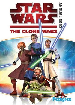 Star Wars Clone Wars 2010 Annual